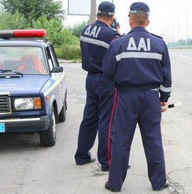 Патрульные полицейские и фиксация нарушений