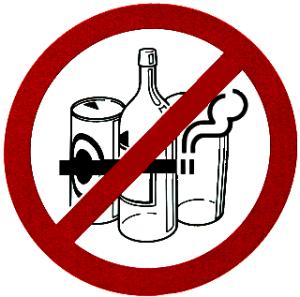 Незаконная продажа алкоголя и табака в Украине карается увеличенными штрафами