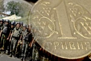 Военный сбор в Украине