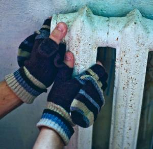 При отстутствии тепла в доме - звоните в диспетчерскую
