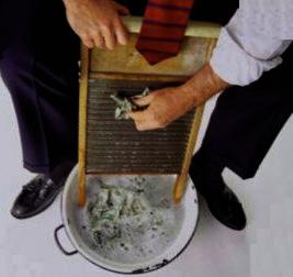Закон против отмывания средств