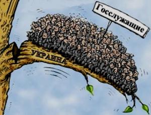 Сокращение численности государственного аппарата