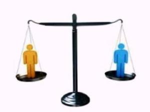Обеспечение законодательного равенства граждан